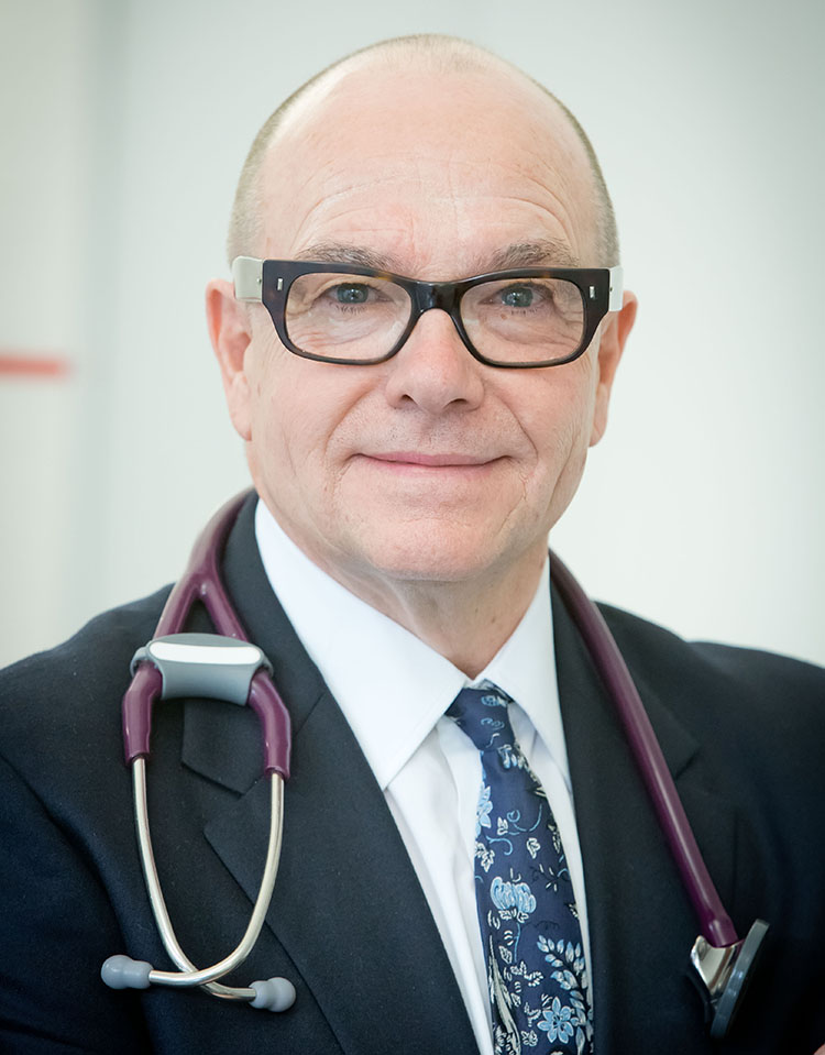 Dr Paul Ettlinger, The London General Practice