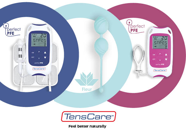 TensCare - innovative pain relief and wellbeing products